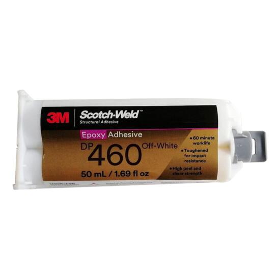 3M DP460 环氧树脂胶水 ab胶水 强力胶水 结构胶 灰色50ml